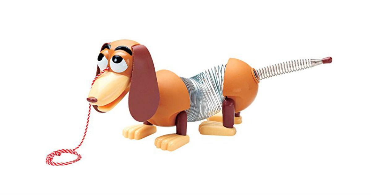 Save 50% on Disney Pixar Toy Story Slinky Dog ONLY $15