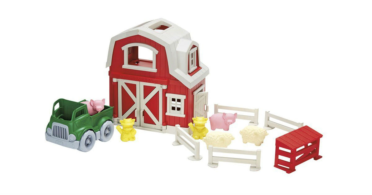 Green Toys Farm on Amazon