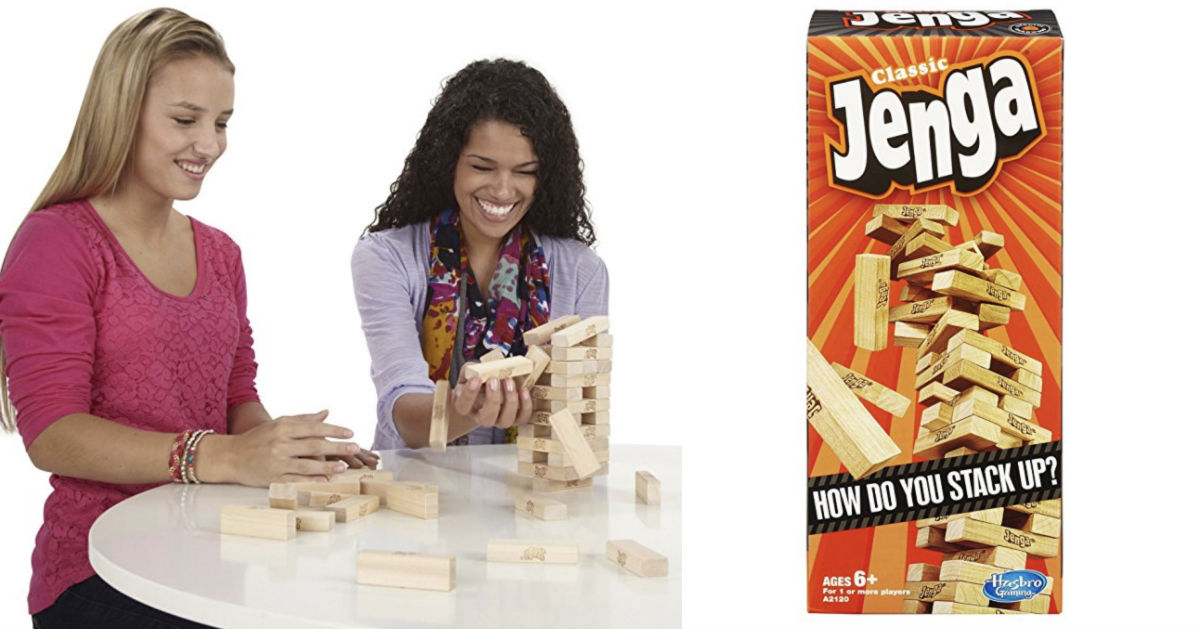 Jenga at Amazon