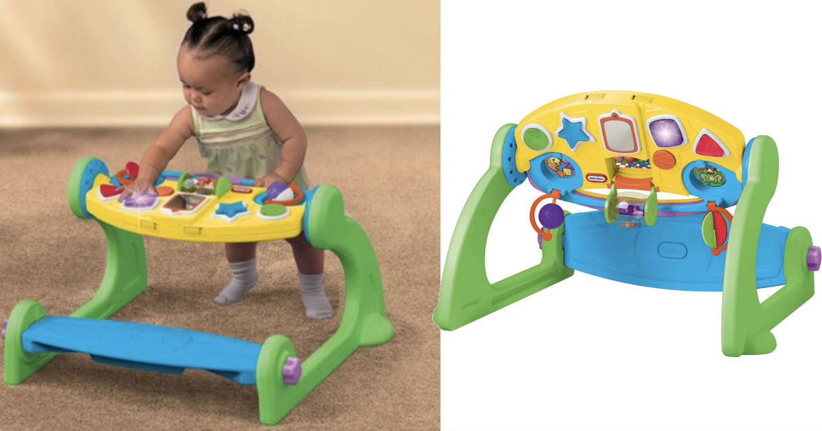 Little Tikes 5-in-1 Adjustable Gym ONLY $29 (reg $46) at Walmart