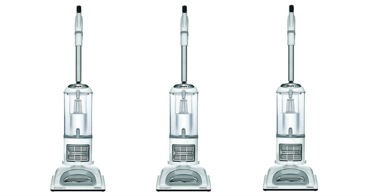 Today Only: Save 52% on Shark Navigator Lift-Away Vacuum