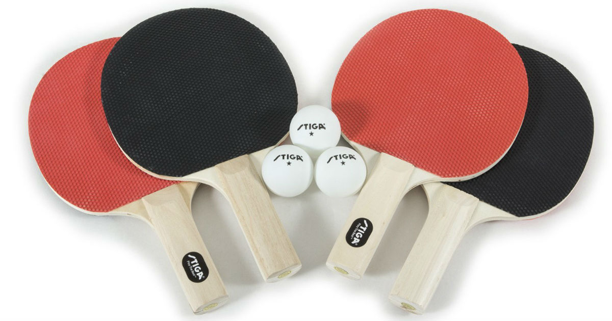 Save 50% on ClassicTable Tennis Set ONLY $12.40 (Reg. $25)