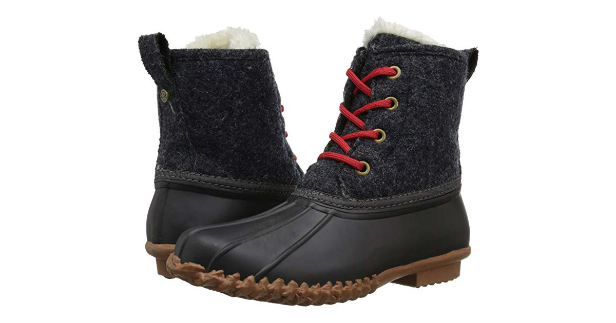 Save 51% on Rainier Duck Boots...