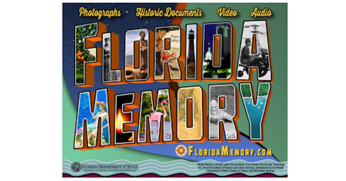 FREE 2019 Florida Memory Calen...