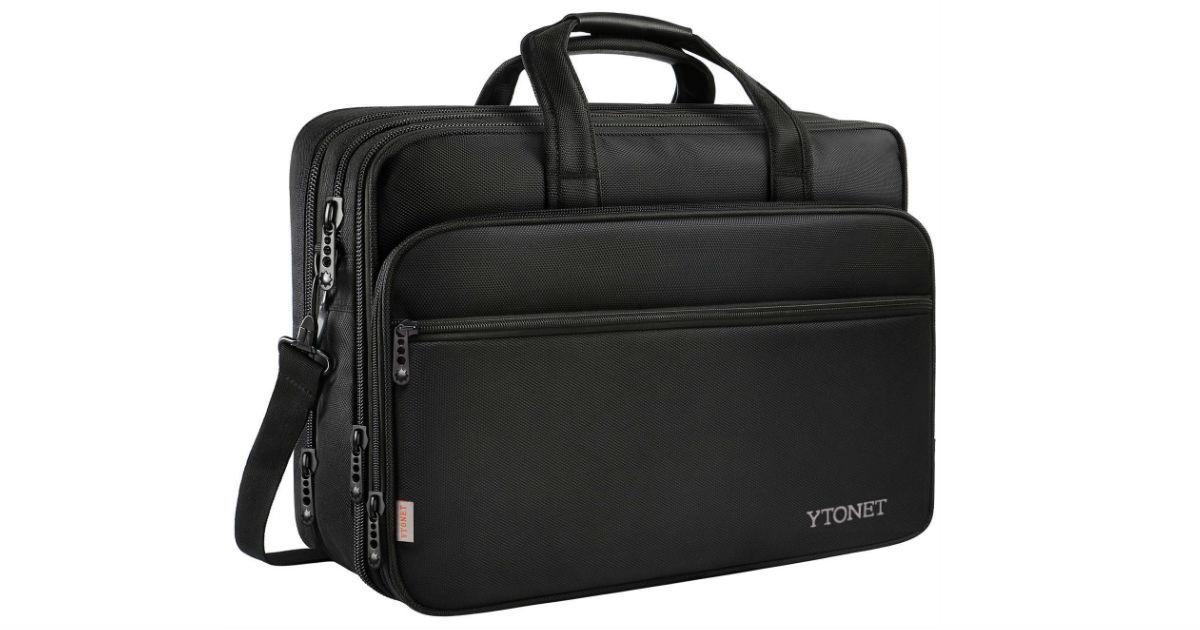 Limited Time: Save 53% on Laptop Bag ONLY $25.16 (Reg. $54)