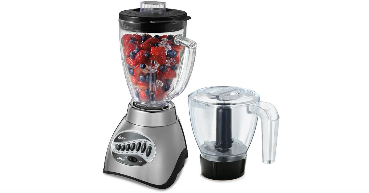 Save 53% on Oster Blender ONLY $43.19 on Amazon (Reg. $91.95)