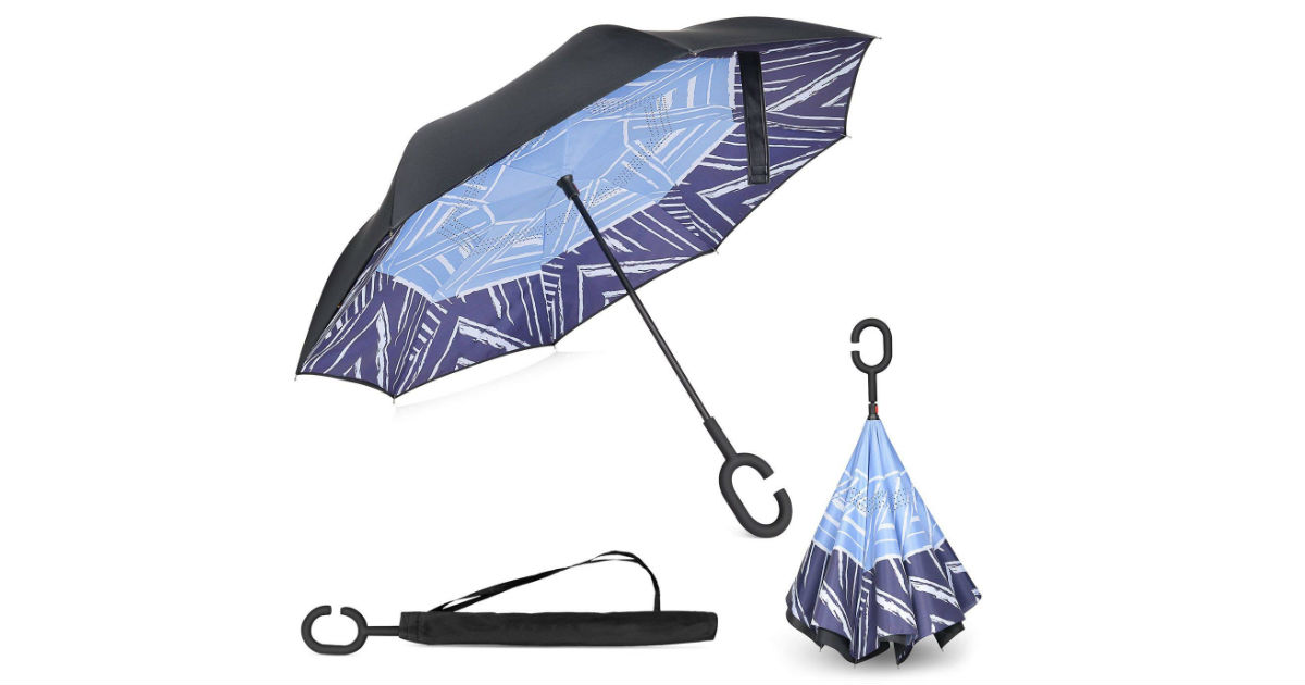 Save 69% on Travel Umbrella on Amazon ONLY $12.59 (Reg. $40)