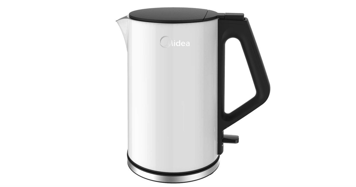 Limited Time: Save 50% on Electric Kettle ONLY $19.99 (Reg. $40)