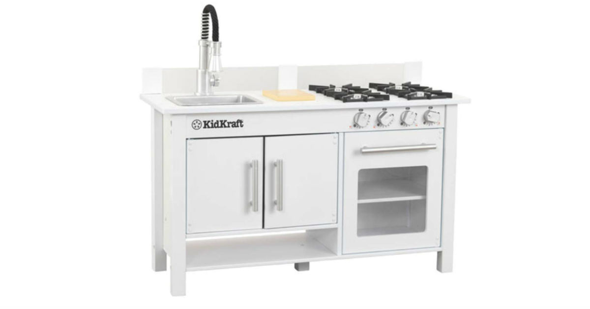 Today Only: Little Cook's Kitchen ONLY $74.38 (Reg. $110)