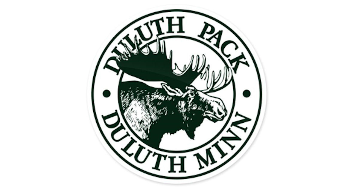 FREE Duluth Pack Stickers...