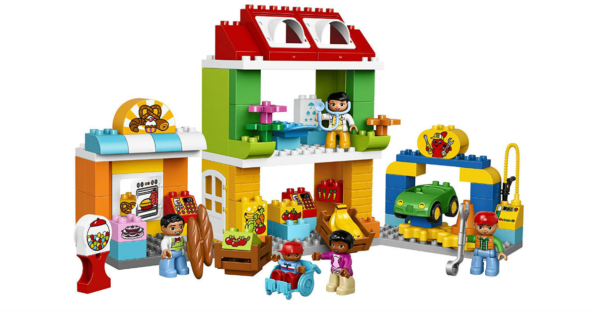 LEGO Duplo Town Square ONLY $38.52 on Amazon (Reg. $60)