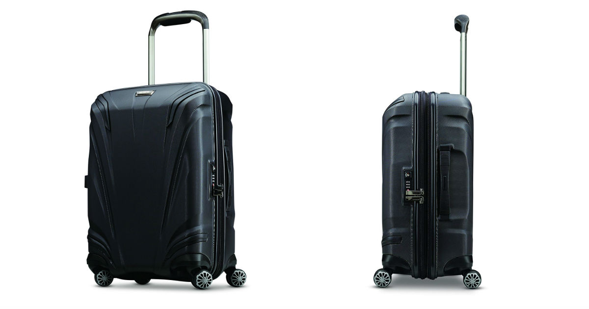 Save 54% on Samsonite Hardside...