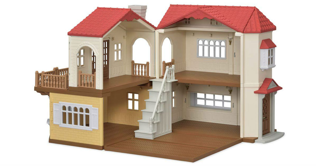 Calico Critters Country Home ONLY $46.61 on Amazon (Reg. $70)