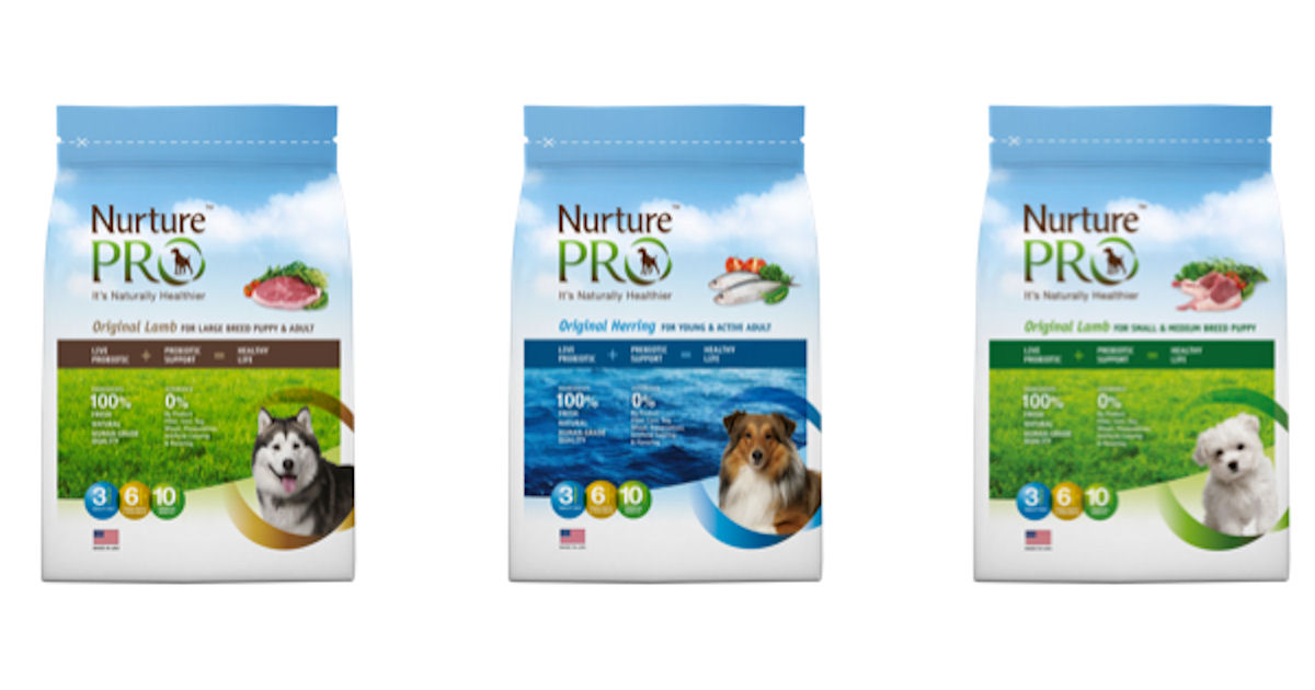 FREE Sample of Nurture Pro Pet...