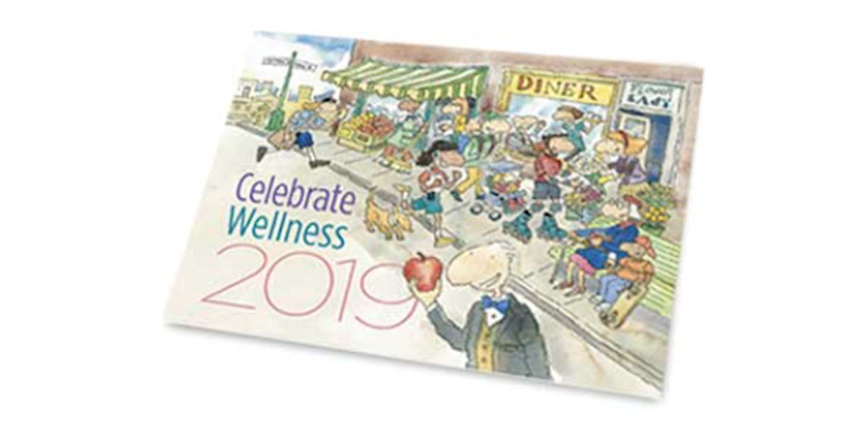 FREE 2019 HOPE Health Calendar...