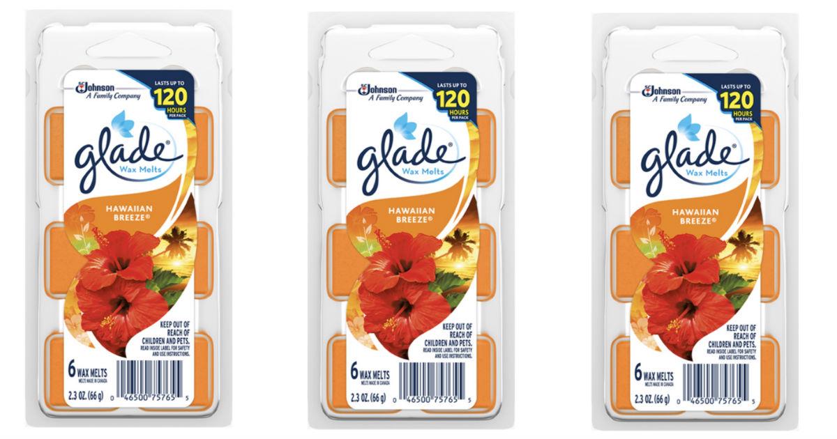 Glade Wax Melts ONLY $1.99 at Walgreens