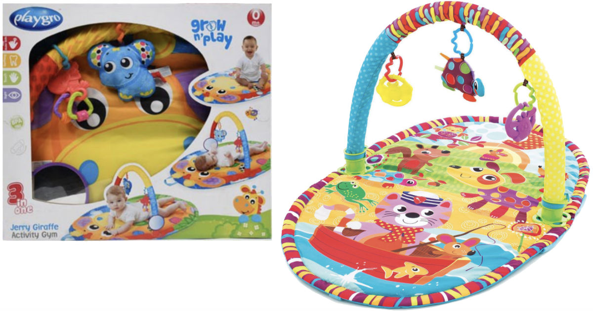 Playgro Play In The Park Gym ONLY $18.99 at Walmart