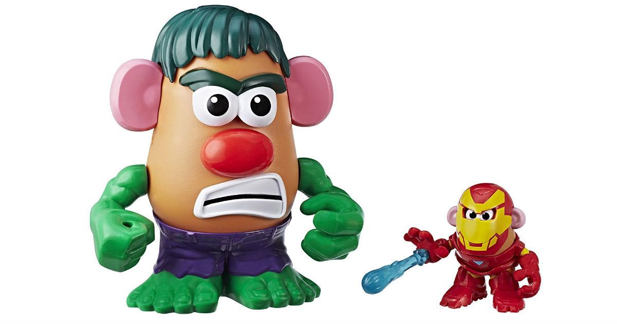 Mr. Potato Head Marvel Agents ONLY $10.14 on Amazon (Reg. $17)