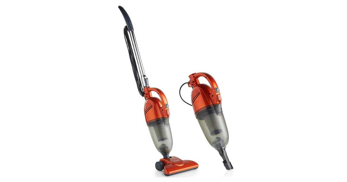 Hurry: VonHaus 2 in 1 Stick Vacuum ONLY $19.85 on Amazon