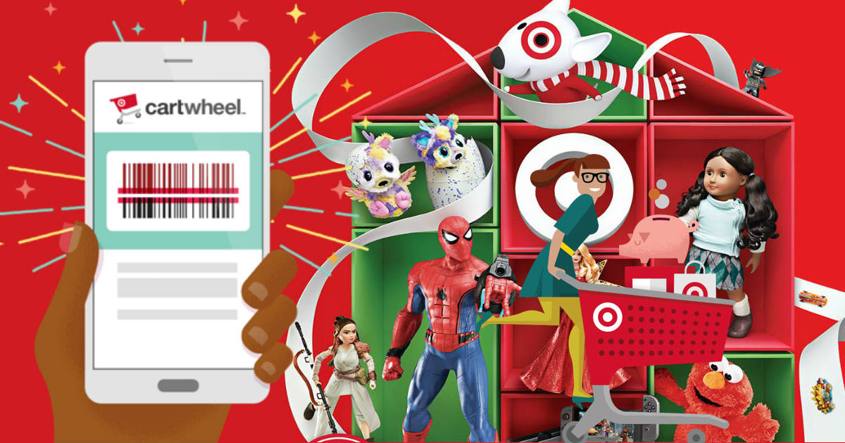BIG Target News – Use Cartwhee...