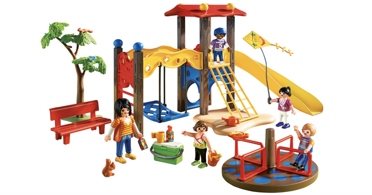Playmobil Family Camping Trip Set ONLY $9.95 (Reg $18)