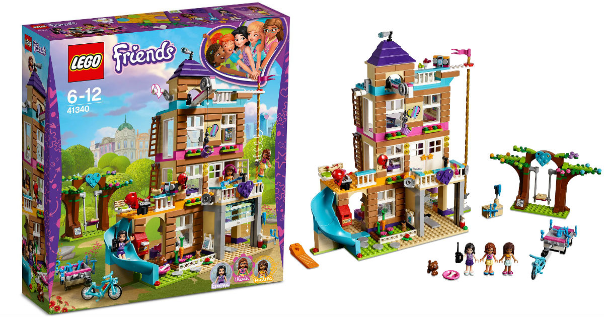 LEGO Friends Friendship House ONLY $40.97 (Reg $70) at Walmart