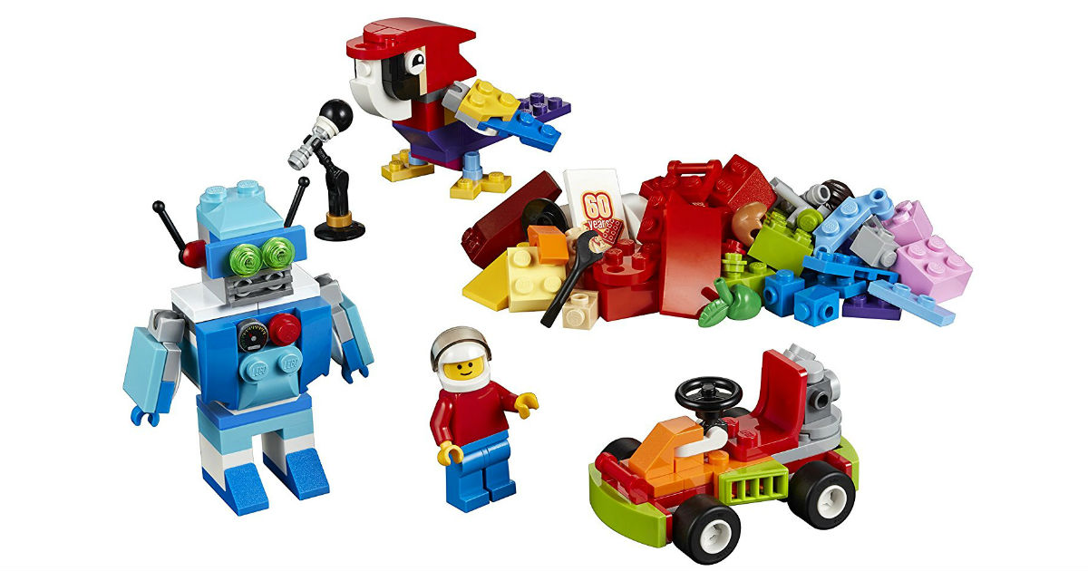 LEGO Classic Fun Future Set ONLY $6.99 on Amazon (Reg. $10)