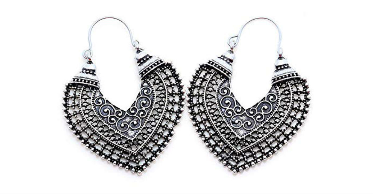 Erawan Boho Drop Dangle Earrings ONLY $1.40 Shipped on Amazon