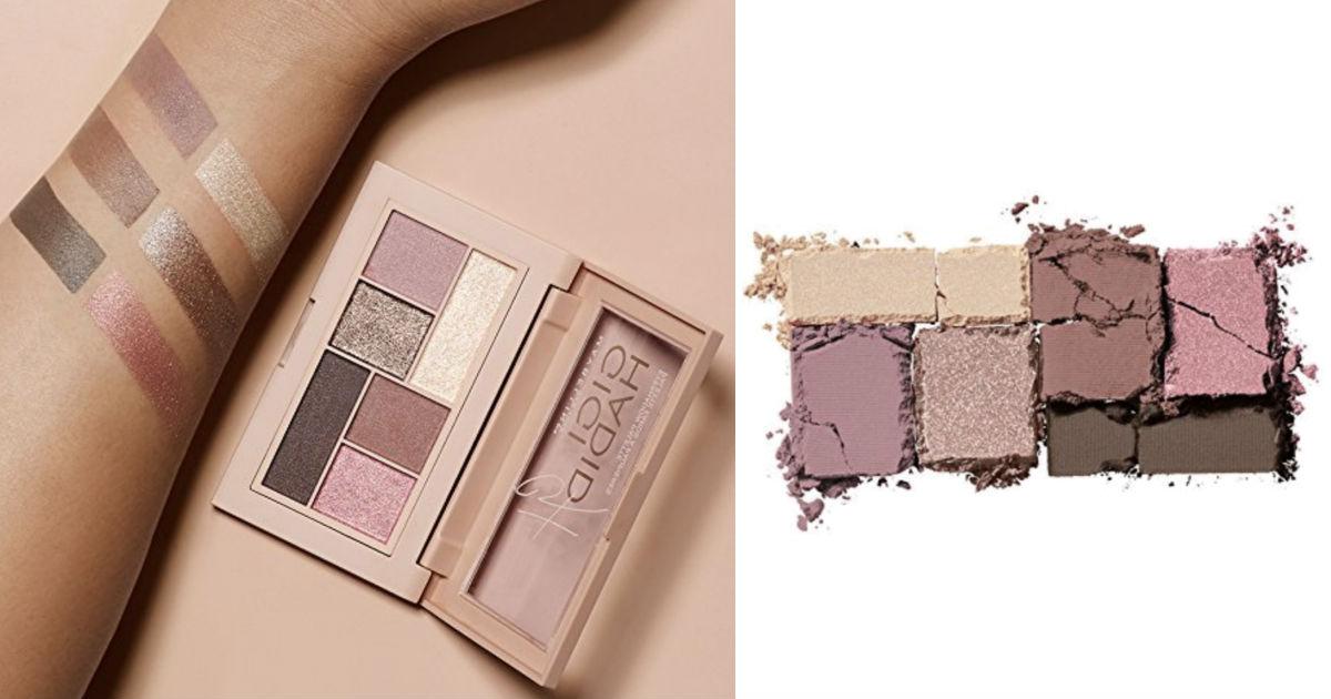 Maybelline New York Gigi Hadid Eyeshadow Palette ONLY $5 Shipped