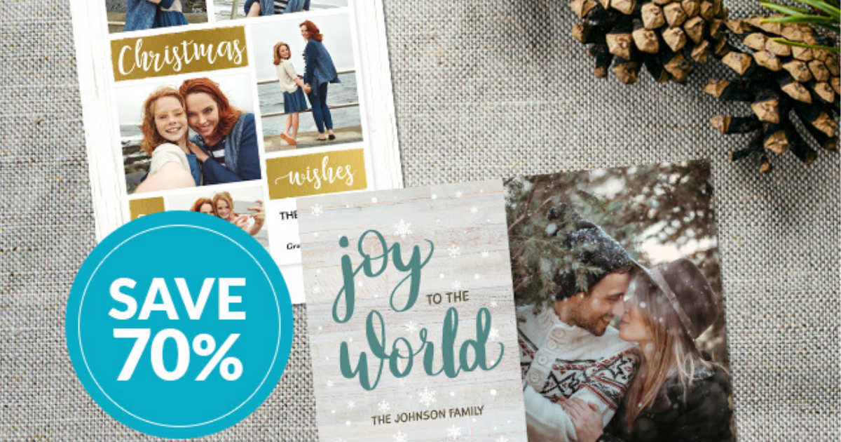 Christmas cards coupon code cheap