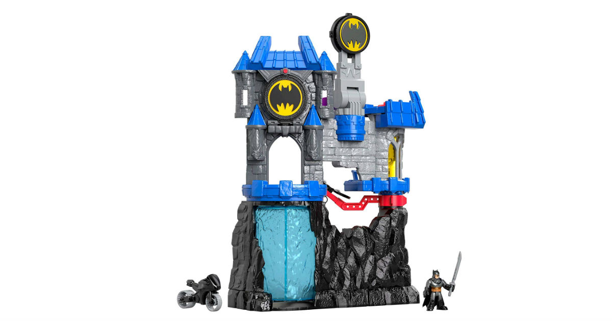 Fisher Price Batman on Amazon