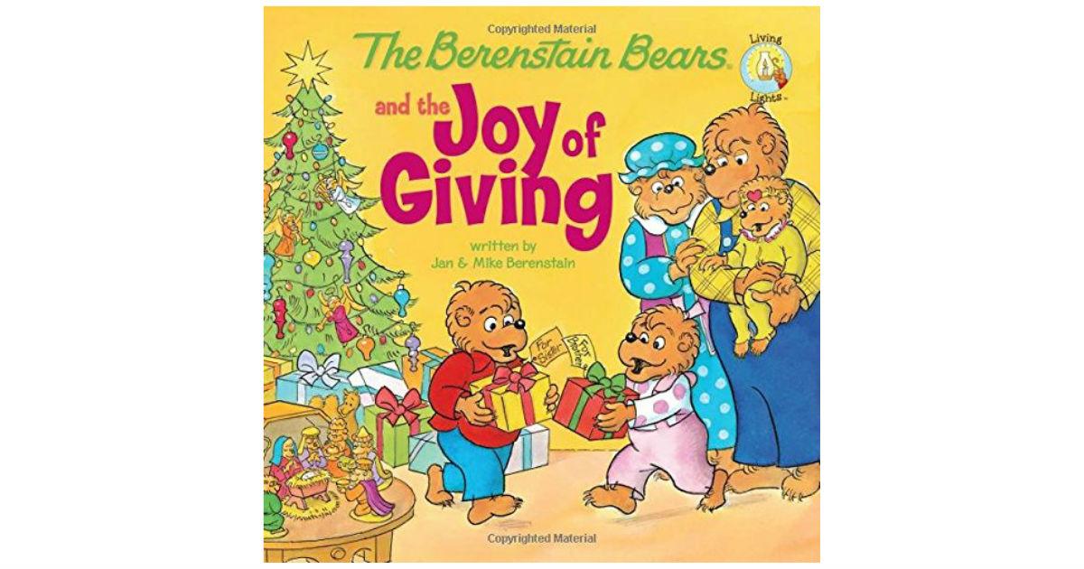 Thanksgiving Berenstain bears book cheap