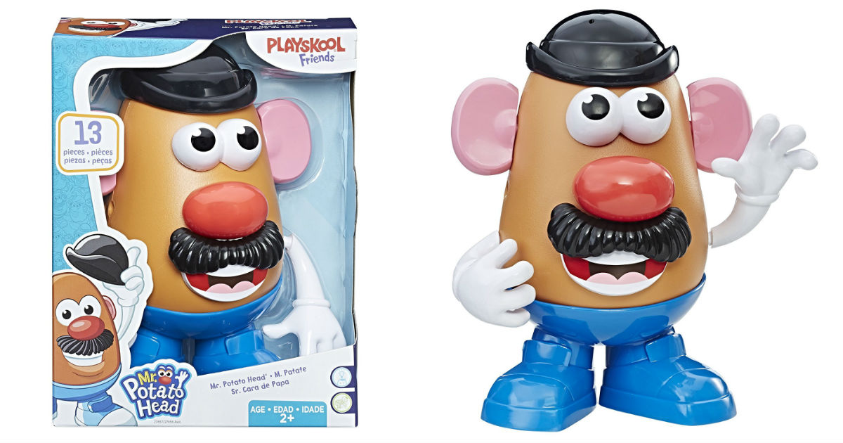 Today Only: Save 54% on Mr. Potato Head ONLY $5.57 (Reg. $12)
