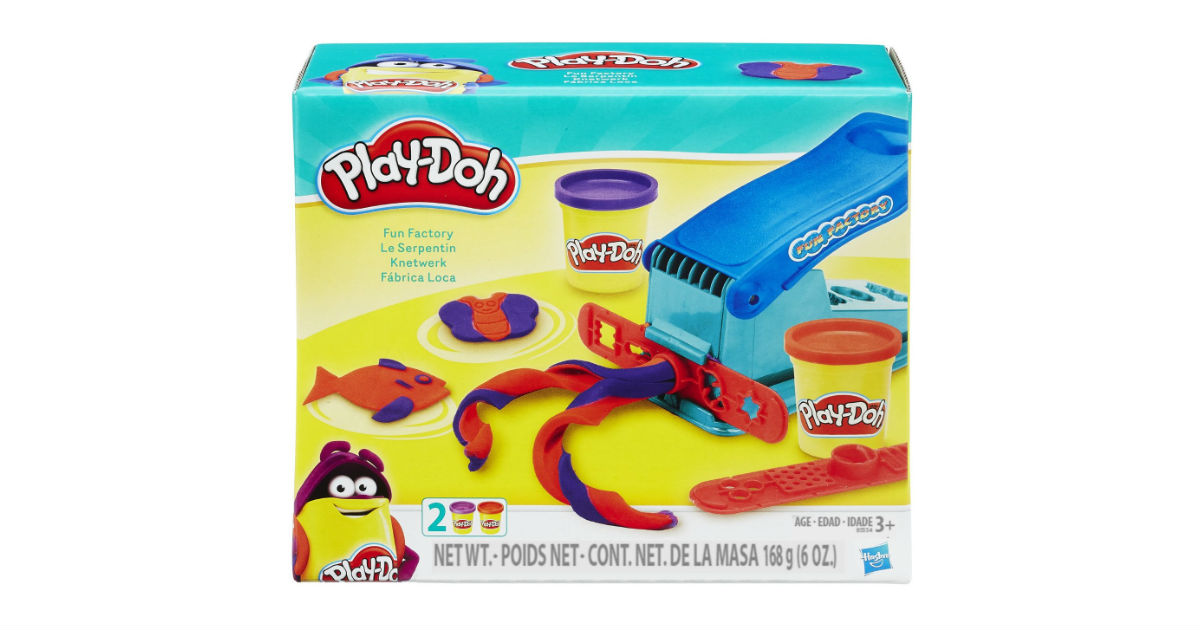 Save 60% on Play-Doh Shape Making Machine ONLY $4.00 (Reg. $10)