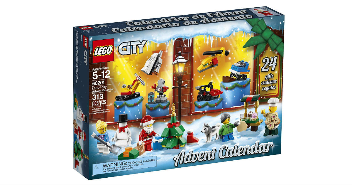 Lego Advent Calendar ONLY $21.97 Shipped on Amazon (Reg $30)