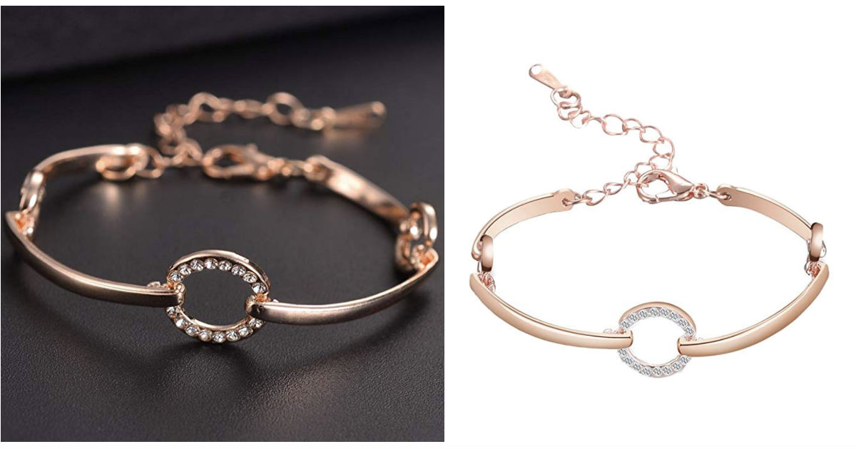 Stheanoo Bracelet Rose Gold ON...