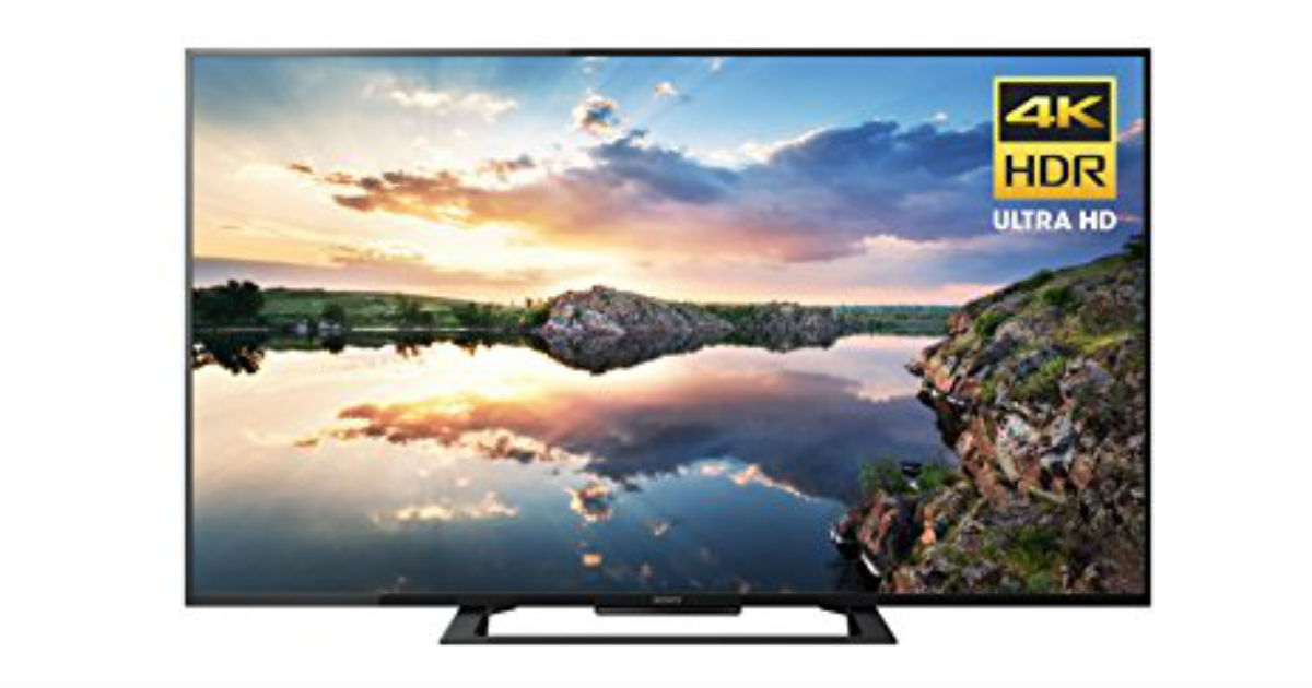 Win a 70-Inch 4K Ultra HD TV - Free Sweepstakes, Contests
