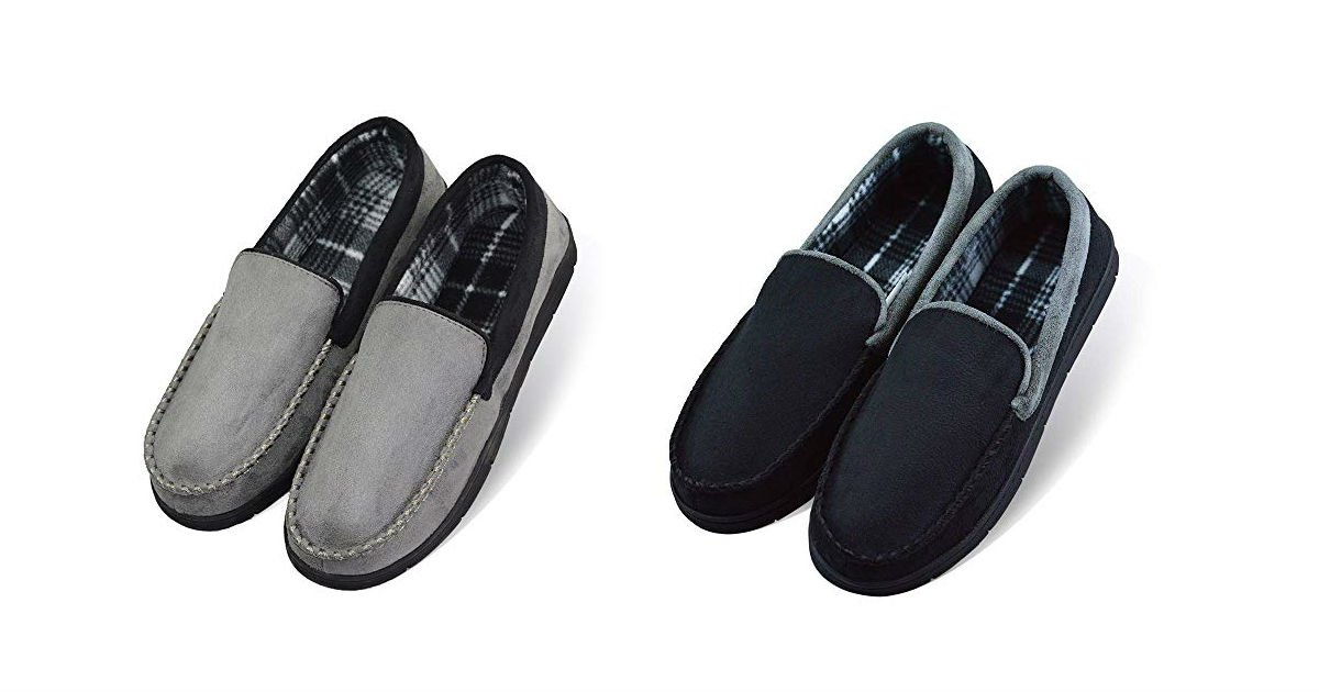 Men's Slippers on Amazon