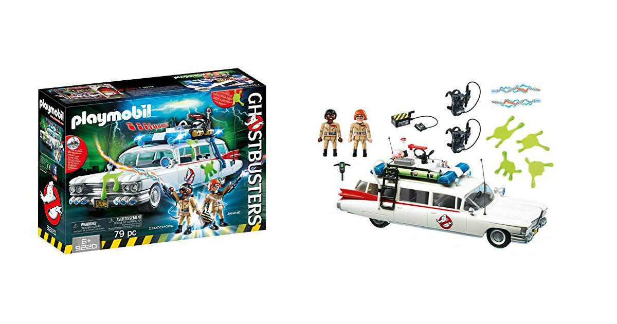 Playmobil Ghostbusters on Amazon