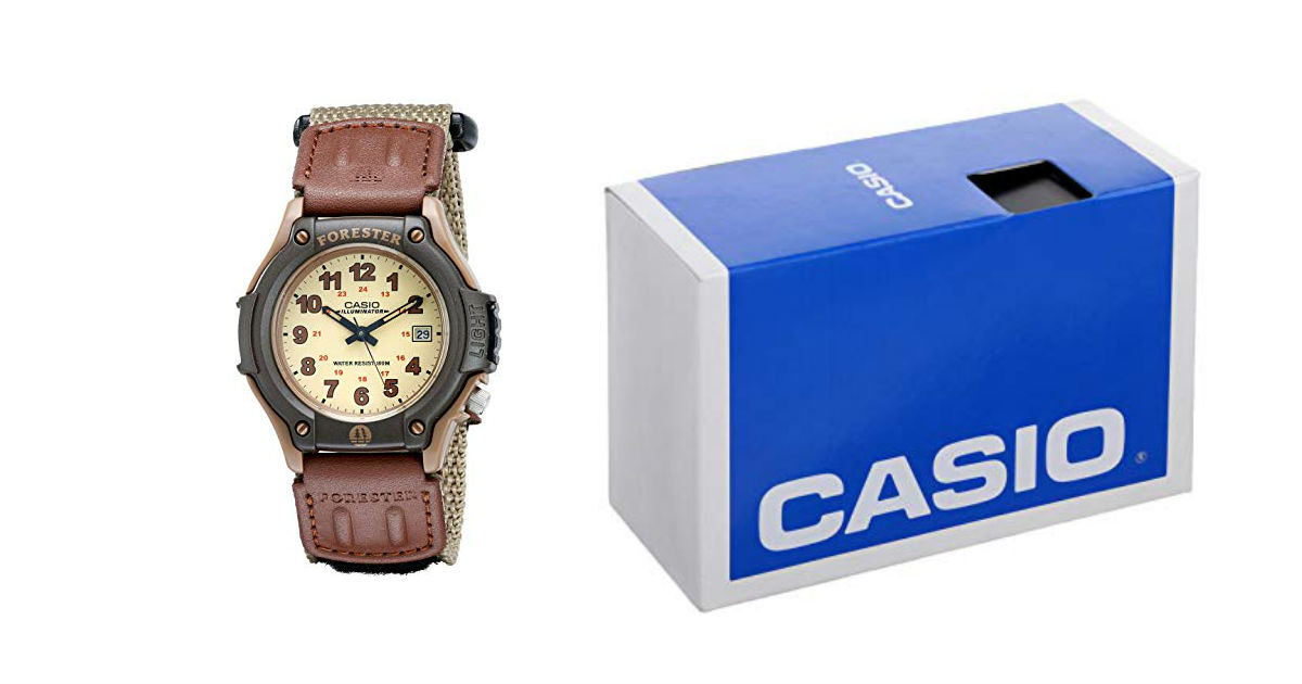 Casio Men's Watch on Amazon
