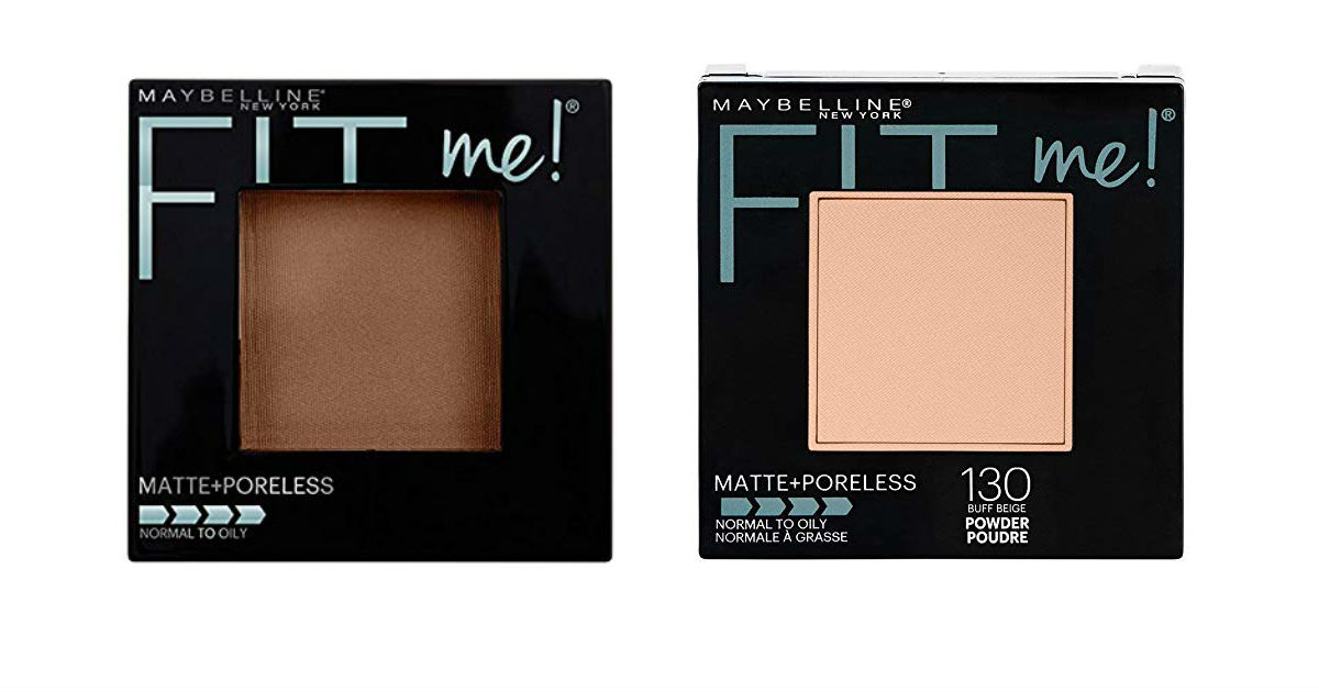 Maybelline Powder on Amazon