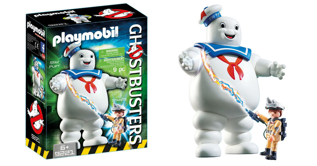 Playmobil Stay Put Marshmallow Man ONLY $10.95 (Reg. $20)
