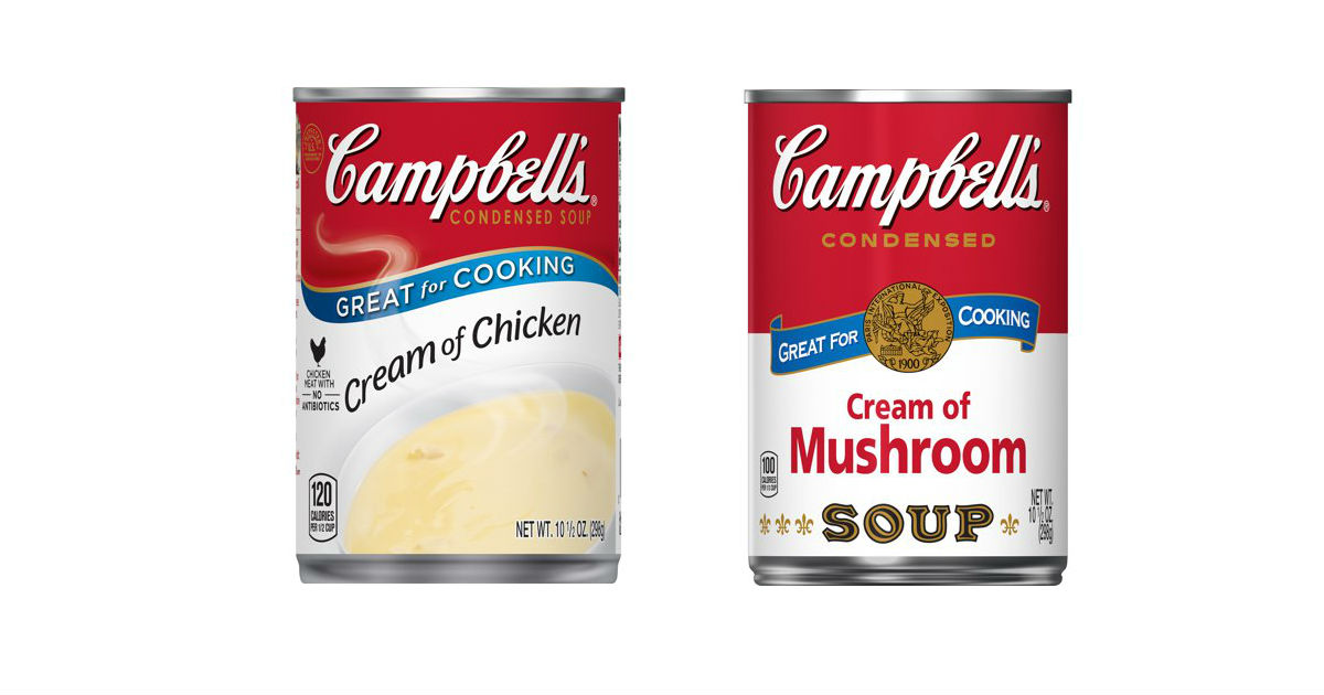Campbell's Soup at Walmart