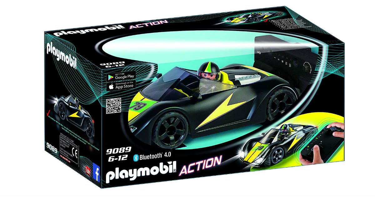 Playmobil Turbo on Amazon