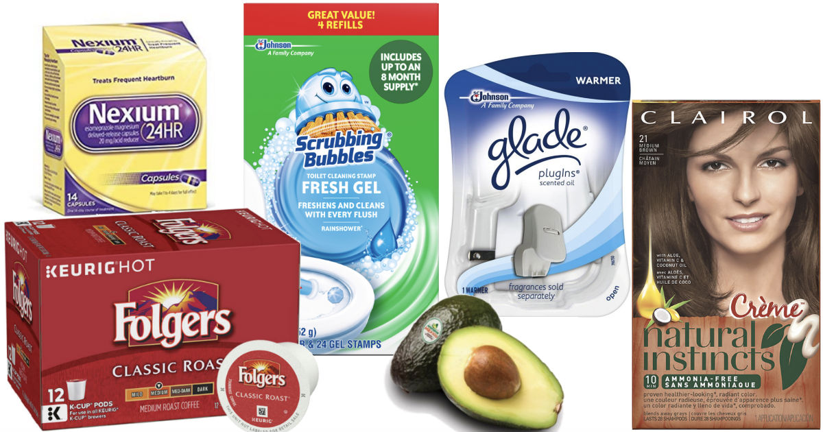 Over $40 in New High-Value Printable Coupons from This Weekend