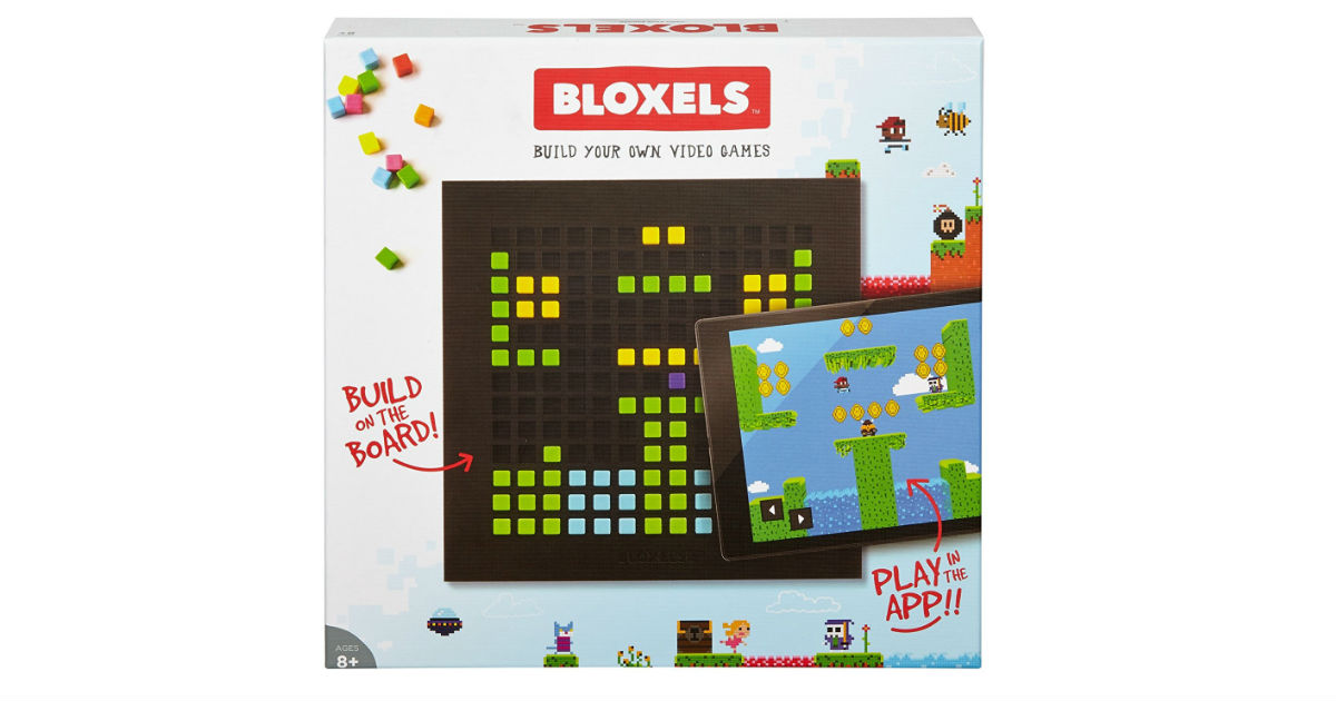 Bloxels Build Your Own Video Game ONLY $16.99 (Reg. $60)