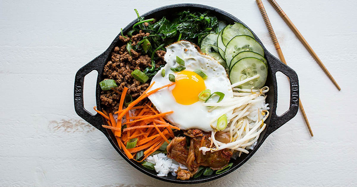 Save 72% on Lodge Cast Iron Wok ONLY $10.50 (Reg. $37)