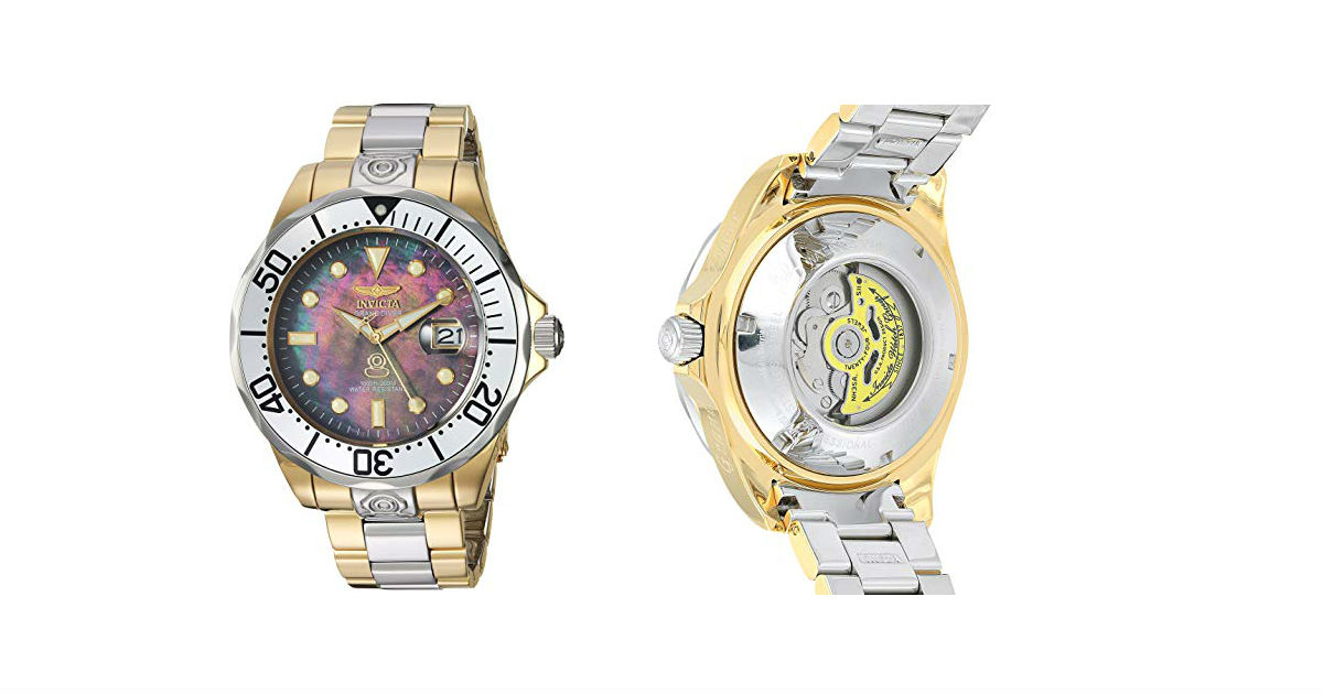 Save 51% on Invicta Men's Pro.