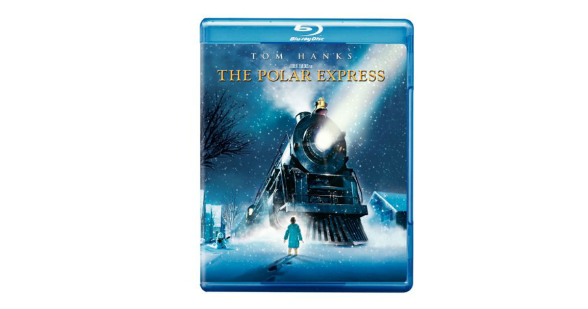 The Polar Express Blu-ray ONLY $7.99 Shipped (Reg. $19.98)