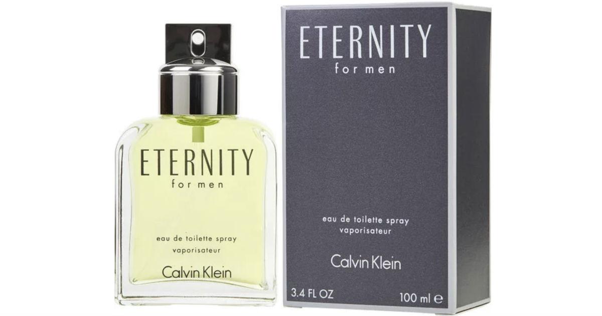 Calvin Klein Eternity Cologne for Men ONLY $28 at Walmart